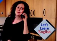 趣味微课:Let's Learn English