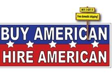 川普最新演讲:购买美国货,雇佣美国人