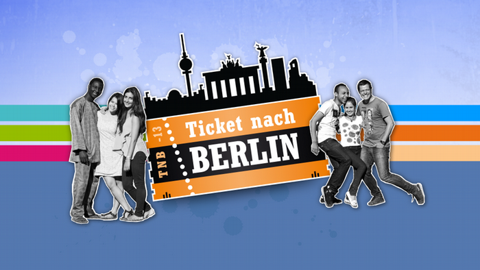 Ticket nach Berlin – die Abenteuerspielshow!