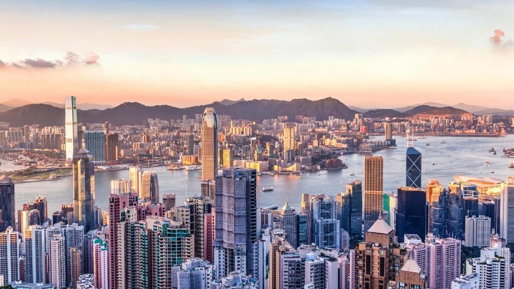 一个视频教你从不同角度看香港历史
