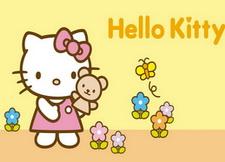 Hello Kitty 法语版动画