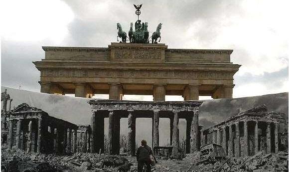 穿越时间之旅——柏林那段分裂的岁月