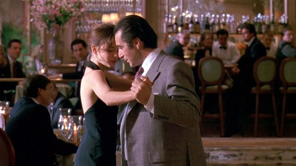 《闻香识女人》经典电影片段:这样的探戈舞曲,你被美到了嘛